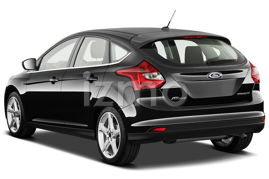 2012 ford focus hatchback titanium izmostock. Black Bedroom Furniture Sets. Home Design Ideas