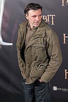 "Armando del Rio attends  ""The Hobbit: An Unexpected Journey"" premiere at the Callao cinema- Madrid."