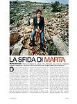 D la Repubblica delle donne, Italy - December 22, 2007