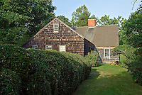Old Halsey House, Southhampton,  New York, South Fork, Long Island