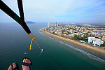 Parasailing, Mazatlan, Sinaloa, Mexico