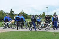 ALGEMEEN: HEERENVEEN: 19-09-2013, Nationale Politiebikedag, ©foto Martin de Jong