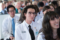 Brenton Nash. Class of 2016 White Coat Ceremony.