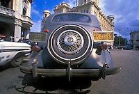 1937 Chevrolet Old Havana Cuba, Republic of Cuba,