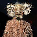 Susanne Bartsch Halloween party at The Standard, New York City.
