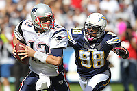NE Patriots at SD Chargers