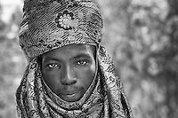A portrait from the Durbar in Katsina )