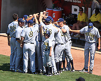 2010 Big Ten Baseball Tournament Mich Sat