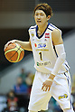 Takuya Kawamura (Brex),.FEBRUARY 18, 2012 - Basketball :.JBL 2011-2012 game between Toyota Alvark 94-83 Link Tochigi Brex at Komazawa Gymnasium in Tokyo, Japan. (Photo by AZUL/AFLO)