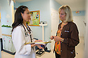 Children's Physicians, Jupiter, Fl. Jocelyn Hu, class of 2014, left, Lynda Bideau, M.D.
