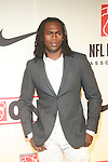 "Atlanta Falcons 1st Round Draft Pick Julio Jones Attends the NFL Players Association Rookie Debut ""One Team Celebration"" Held at Cipriani Wall Street, NY  4/30/2011"
