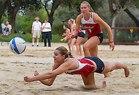 Stanford Sand Volleyball