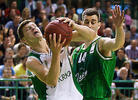 20130513: SLO, Basketball - Final of Telemach League, KK Krka vs KK Union Olimpija