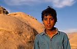 Jordan, a Bedouin boy&amp;#xA;<br />