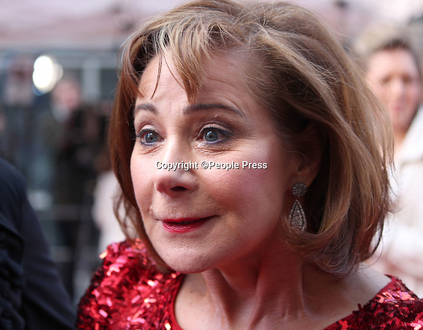 London - Zoe Wanamaker at the Olivier Awards held at the Royal Opera House, Covent Garden, London - April 15th 2012..Photo by People Press.