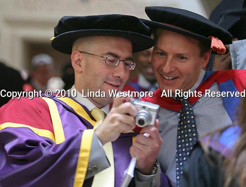 Graduation Ceremony, University of Surrey.