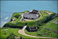 Safe as houses - IOW fort on the market.