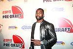NY Jets Darrelle Revis attends ESPN The Magazine's Eighth Annual Pre-Draft Party, at ESPACE Featuring Music Provided by ?uestLove, New York 4/27/11