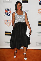 CENTURY CITY, CA, USA - MAY 02: Garcelle Beauvais at the 21st Annual Race To Erase MS Gala held at the Hyatt Regency Century Plaza on May 2, 2014 in Century City, California, United States. (Photo by Celebrity Monitor)
