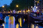 Amsterdam is red light district.
