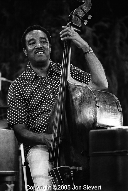 Ray Brown, July 27, 1975, Concord Jazz Festival