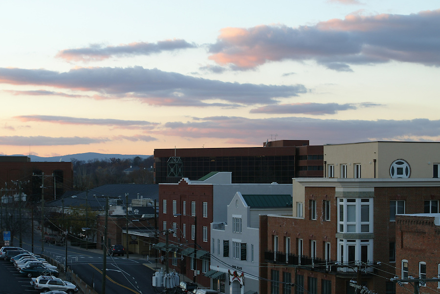 Downtown Charlottesville, Va. Credit Image: © Andrew Shurtleff