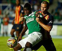 Deportivo Cali vs. Aguilas Pereira, 20-11-2014.  LP 2_2014 Cuadrangular SemiFinal