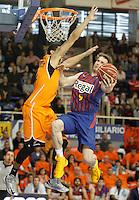 Fuenlabrada's vs FC Barcelona Regal's_ Liga Endesa_España