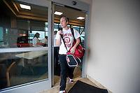 032411 NCAA West Regional Arrival