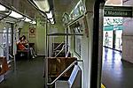 Estação do metrô São Paulo. 2008. Foto de Juca Martins.