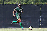 31 August 2014: Stetson's JJ Lofthouse-Smith (ENG). The Duke University Blue Devils hosted the Stetson University Hatters at Koskinen Stadium in Durham, North Carolina in a 2014 NCAA Division I Men's Soccer match. Duke won the game 8-2.