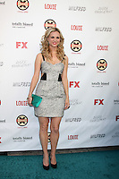LOS ANGELES - JUN 26:  Fiona Gubelmann arrives at the FX Summer Comedies Party at Lure on June 26, 2012 in Los Angeles, CA