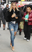 APR 18 Ashanti at Good Morning America NY