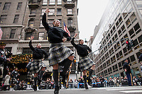 Army members take part during the 2015 NYC Veterans Day Parade in New York 11.11.2015.The nation's largest Veterans Day Parade will be held today in New York City. Kent Betancur/VIEWpress.