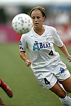 2 August 2003: Kylie Bivens. The Philadelphia Charge defeated the Atlanta Beat 3-0 at Villanova Stadium in Villanova, PA in a regular season WUSA game.