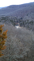 NWA Democrat-Gazette/FLIP PUTTHOFF <br /> Lee Creek is seen Jan. 1 2017 from Yellow Rock Trail.