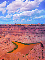 The Confluence Overlook       Canyonlands National park, Utah Needles District   Confluence of Green and Colorado Rivers