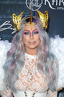 LOS ANGELES, CA - OCTOBER 22: Aubrey O'Day at the Maxim Halloween at The Shrine Expo Hall on October 22, 2016 in Los Angeles, California. Credit: David Edwards/MediaPunch