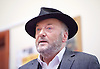 George Galloway <br /> speaking at the Tooting Neighbourhood Centre, Tooting Bec, London, Great Britain <br /> 18th August 2015 <br /> <br /> George Galloway is a candidate in the 2016 Mayor of London election and an ex-MP for Bradford West and Bethnal Green &amp; Bow. <br /> <br /> <br /> Photograph by Elliott Franks <br /> Image licensed to Elliott Franks Photography Services