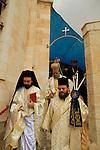 St. Onuphrius celebration at at the Greek Orthodox St. Onuphrius Monastery