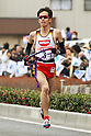 Yuki Sato (Nissin Foods), January 1, 2012 - Athletics : New Year Ekiden 2012, 56th All Japan Industrial Ekiden Race Start & Goal at Gunma Prefecture Government, Gunma, Japan. (Photo by Daiju Kitamura/AFLO SPORT) [1045]