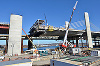 "2012 02-06 New Pearl Harbor Memorial ""Q"" Bridge 