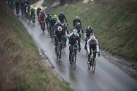 Dwars Door Vlaanderen 2013.Ladeuze descent
