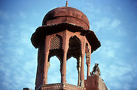 Red Fort in Agra, India 1996