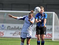 2011-09-03 Rassing Harelbeke - Club Brugge Dames
