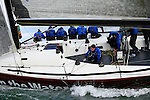 Tri-service charity Toe in the Water is entering two yachts in the Round the Island race which also coincides with Armed Forces Day. The charity's ambassador Dee Caffari MBE who is also an Honorary Commander Royal Navy Reserves is skippering the Farr52 TOE IN THE WATER with a crew of injured and able-bodied military personnel.