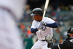 April 13, 2009:   #39 Ramon Santiago of the  Detroit Tigers in action during the MLB game between Texas Rangers and Detroit Tigers at Comerica Park, Detroit, Michigan. White Sox defeated the Tigers 10-6 (Credit Image: © Rick Osentoski/Cal Sport Media)