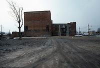 1986 February ..Rehabilitation.Attucks Theatre.Church Street..WEST WALL.EXTERIOR...NEG#.NRHA#..