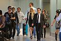 Taylor Momsen Arrives in Tokyo