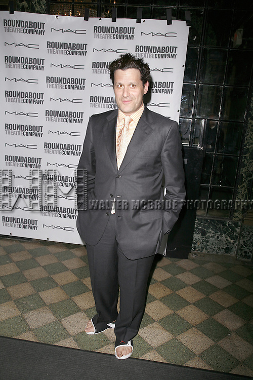 .attending the Opening Night after party for the Roundabout Theatre Company's Broadway production of THE THREEPENNY OPERA at Studio 54 in New York City.. April 20, 2006. © Walter McBride/WM Photography